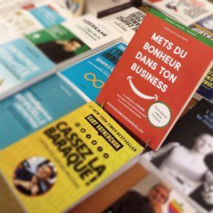 Le livre Business Bonheur en version papier